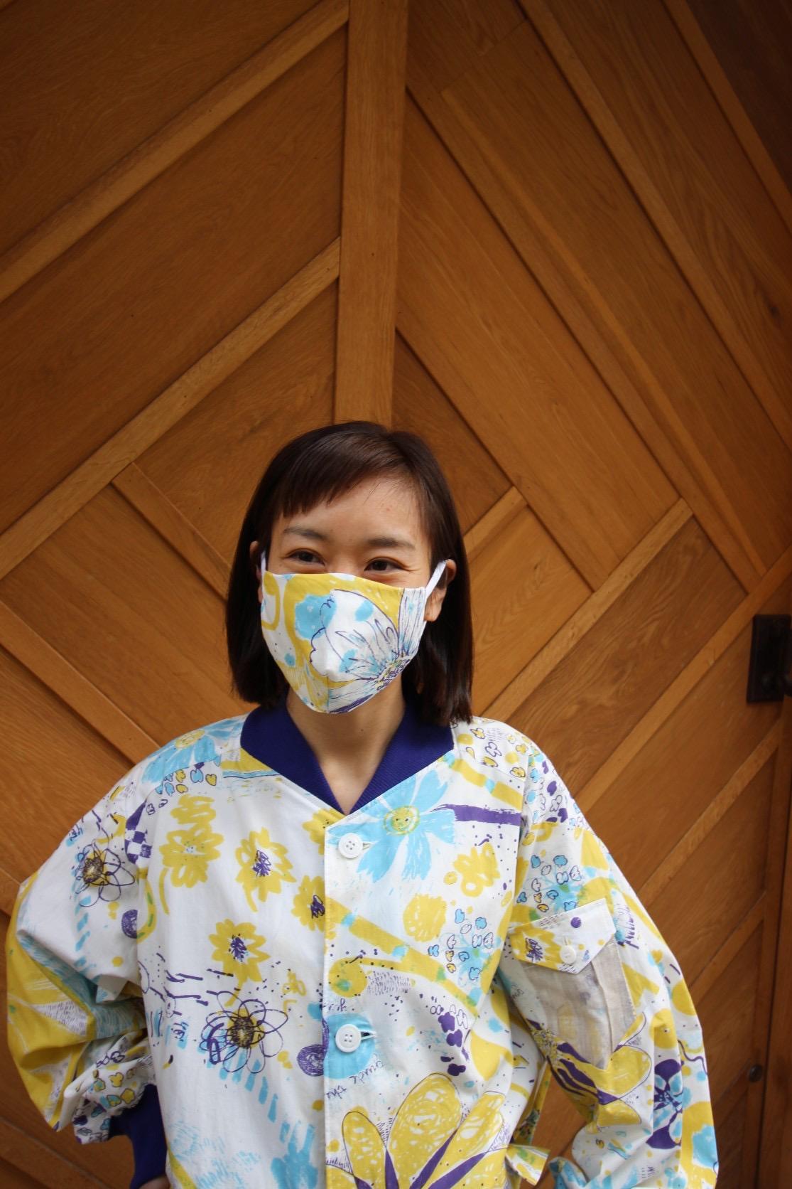 【メトロマルタ】熱海エタブルのマスク